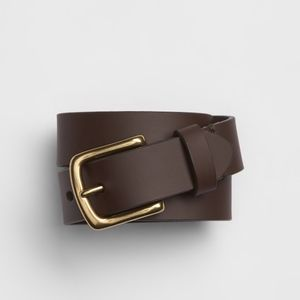 GAP Boys Leather Belt (Large)